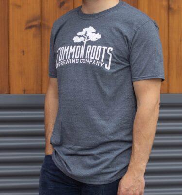 Gray Shirt Front