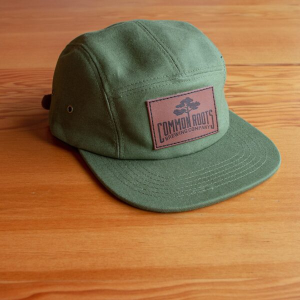 Camp Hat Front