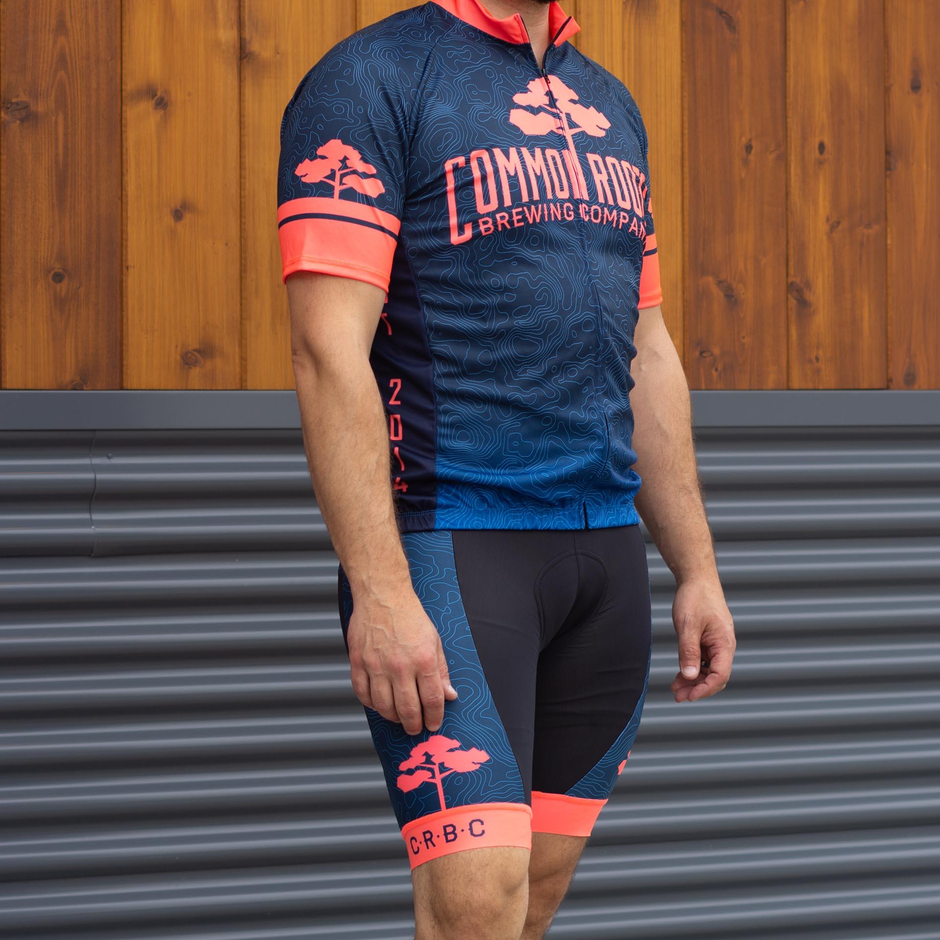 Bike Jersey and Bike Shorts Duo