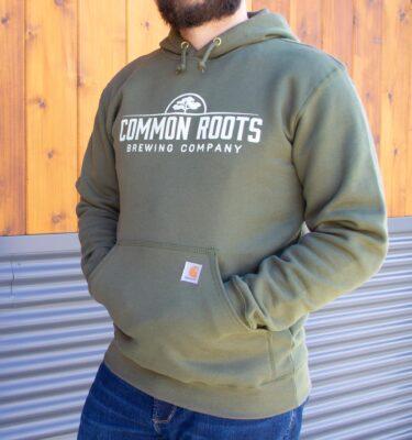 Green Carhartt Hoodie