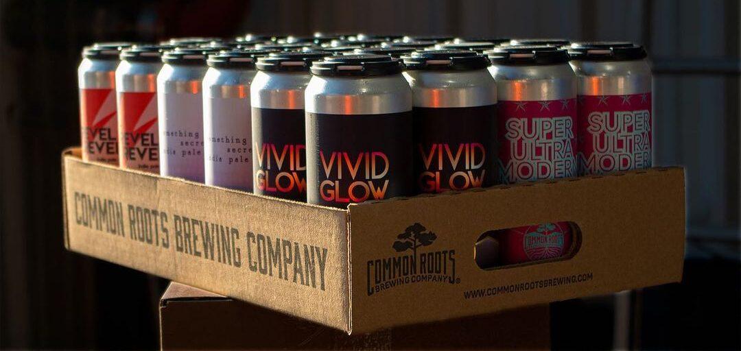 Custom Case of Beer