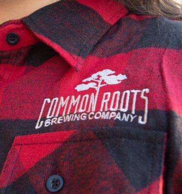Stitched CRBC Logo Detail